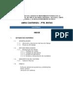 Informe Cantera Villa Rica