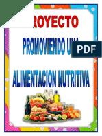 Proyecto Alimentos Nutritivos 2