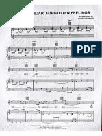 Tom Jones - Funny in C.pdf