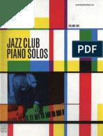 Jazz Club Piano Solos Vol. 1_BOOGIEWOOGIE.RU.pdf