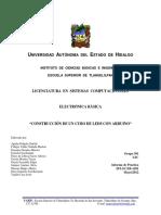 101673174 Informe de La Practica ARDUINO