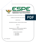Informe Proyecto 2do Parcial Micro