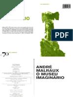 Andre Malraux O Museu Imaginario