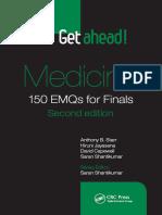 Capewell, David; Jayasena, Hiruni; Shantikumar, Saran; Starr, Anthony B Medicine 150 EMQs for Finals