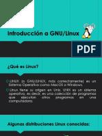 Clase Linux