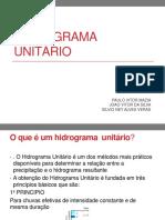 APS 10 Hidrologia