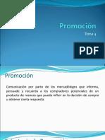 Tema 4 Estrategias de Promocion