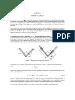 Capítulo 5 Síntesis Analítica