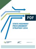 Sh Procurement Strategy 2014