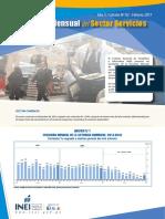 Boletin Estadistico Del Sector Servicios n 02 Febrero 2017