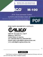 Calico m100