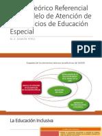 13. Inclusión Educativa