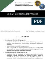 2 Creacion de Proceso