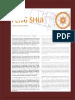 o Significado Do Feng Shui