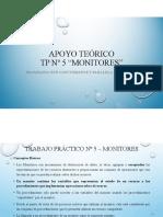 Apoyo Teórico TP5 - Monitores