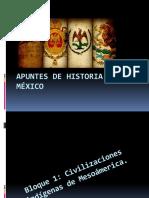 Historia de México Parte 1