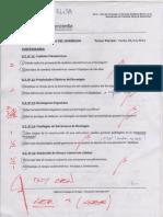 3º Parcial de Tecnologia Del Hormigón (2014)