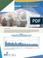 Boletin Estadistico Del Sector Servicios n 03 Marzo 2016