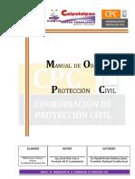 Manual de Organizacion Proteccion Civil 2017-2021 Definitivo