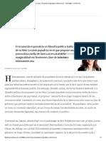 Ernesto Laclau_ _El Populismo Garantiza La Democracia