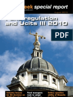 HW Fund Regulation and Ucits III 2010