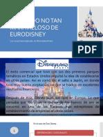 El Mundo No Tan Maravilloso de Eurodisney