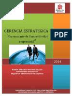 Modulo Gerencia Estrategica Ajustado Final 2015