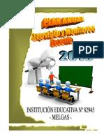 Plan Anual de Supervision Docente 2016