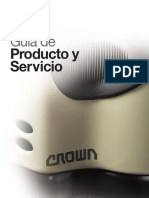 Guía de Producto y Servicio LA
