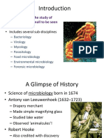 2. History of Microbiology