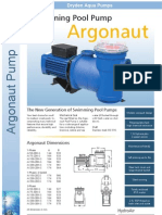 ITT Argonaut Pump