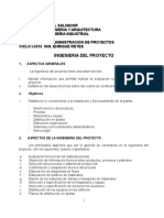 Fap- 2016 Ing Del Proyecto
