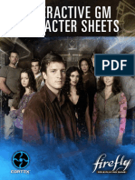 Firefly Interactive GM Character Sheets (8678678)