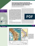 Mapa Geológico de Tarija