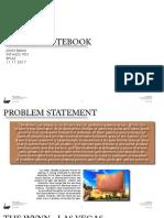 Wynn Sportsbook - Process Notebook