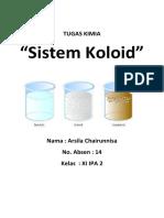 Sistem Koloid (1)