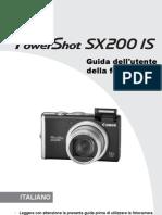 Canon SX200