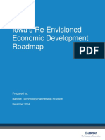 Iowa's Re-Envisioned Economic Development Roadmap