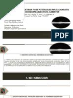Presentacion Tendencias Fibroina de Seda