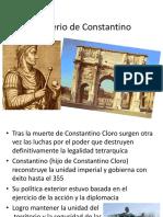 El Imperio de Constantino