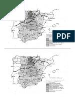 Expansion Del Castellano Mapa