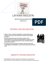 Latihan Industri
