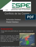 Jimenez Sebastian Jimenez Patricio (Conflicto Entre Las Coreas)