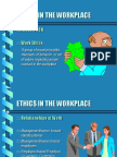 Ethics in the Workplace.ppt