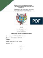 Maquinas Electricas II-Informe 2