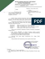 Rakor Evaluasi UNBK 17 (BP3 Wil)-1
