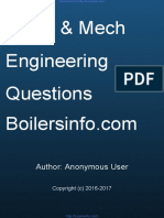 Boiler & Mech Engineering Question (Boilersinfo.com)