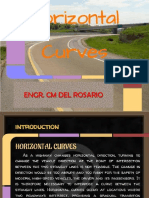 Horizontal Curves PDF - Copy