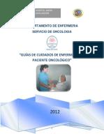 Guias de Cuidados de Enfermeria 2012 Onco