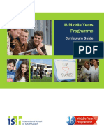 MYP Curriculum Guide 2016 2017
